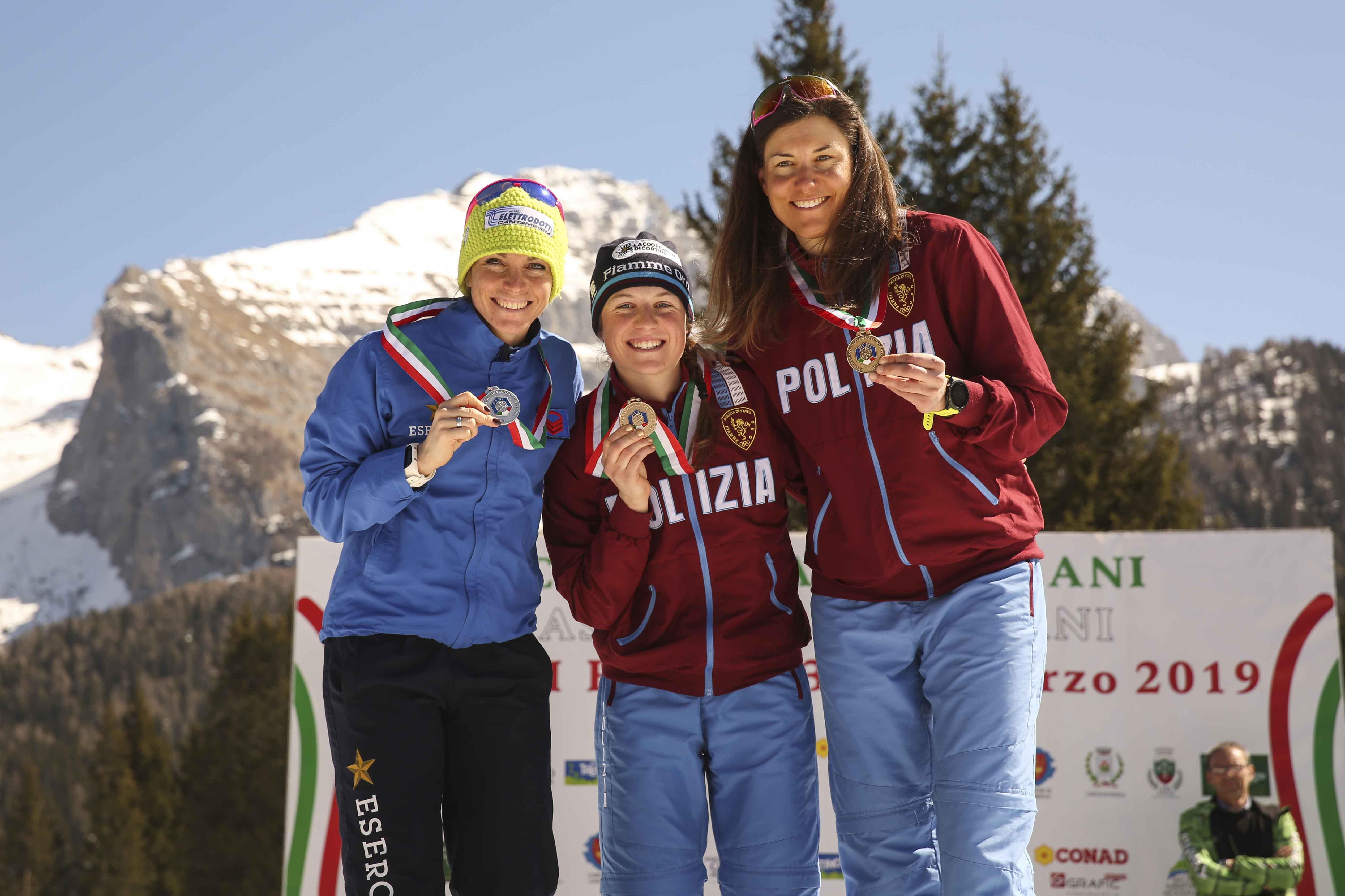 31-03-2019 I RISULTATI DEI CAMPIONATI ITALIANI LUNGHE DISTANZE - COPPA ITALIA SPORTFUL