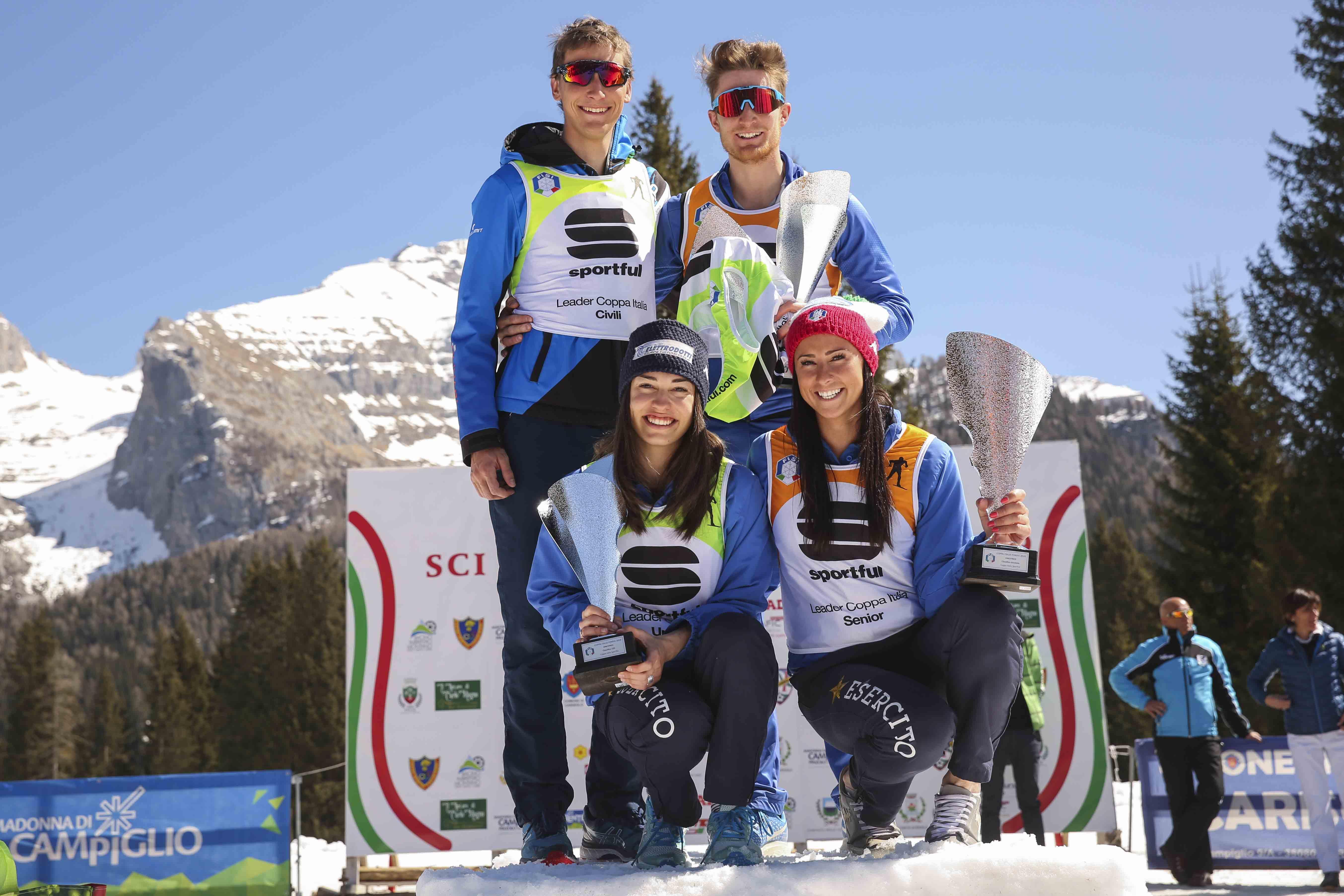 31-03-2019 CLASSIFICA FINALE COPPA ITALIA SPORTFUL